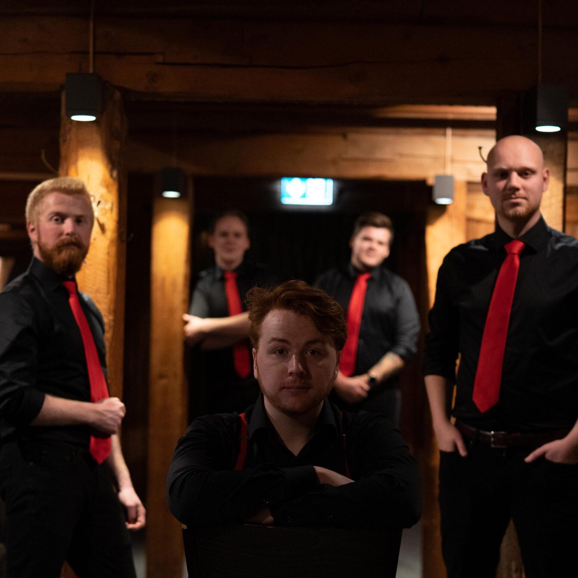Prospect Band - Merch
