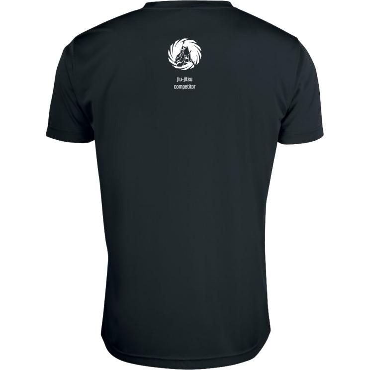 GAno trenings t-shirt - back